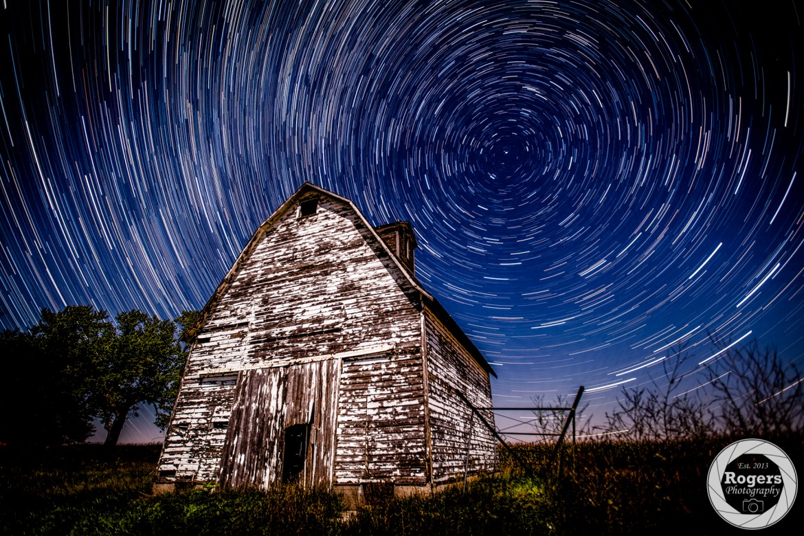 Star Trails Photography Tutorial 187 Rogers Photography