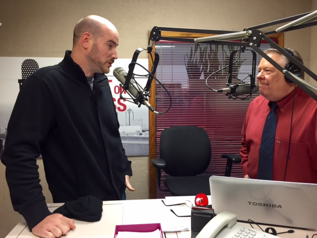 Insight on Business - The News Hour radio guest