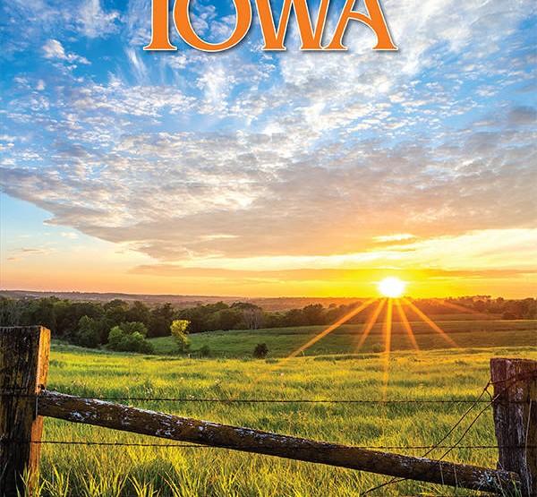 2016 Our Iowa Magazine June/July cover photo