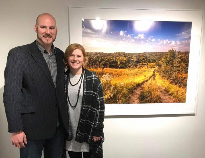 GALLERY: Olson-Larsen Galleries New Works Exhibit