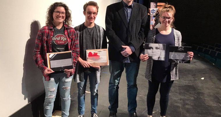 Iowa Central Community College student photography exhibit juror